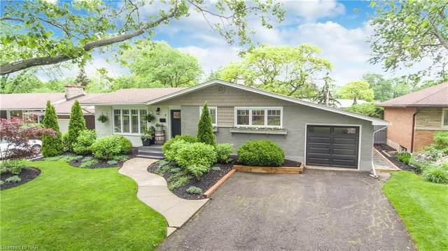 9 St Julien Drive, St. Catharines, ON L2T 2G3 (MLS #40127313) :: Forest Hill Real Estate Collingwood