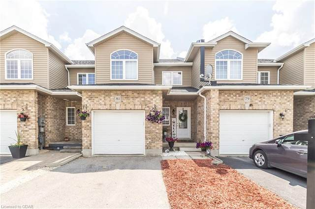 81 Mussen Street, Guelph, ON N1E 0K2 (MLS #40127320) :: Forest Hill Real Estate Collingwood