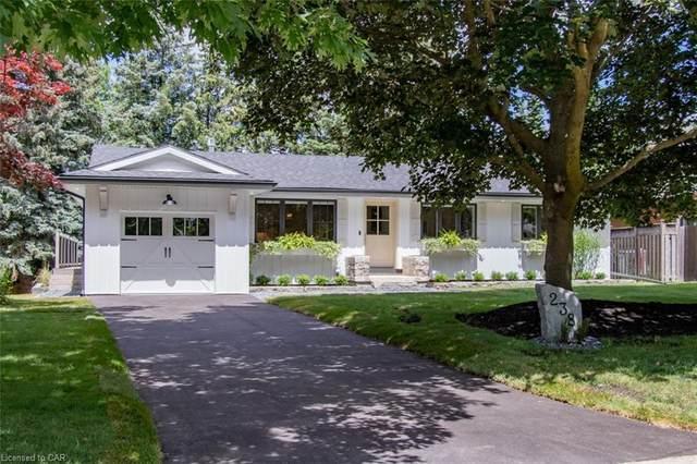 238 Dawson Street, Waterloo, ON N2L 1S5 (MLS #40127321) :: Envelope Real Estate Brokerage Inc.