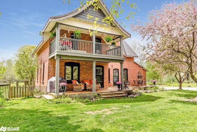 5932 Line 8 N, Oro-Medonte, ON L0K 1N0 (MLS #40127365) :: Forest Hill Real Estate Collingwood