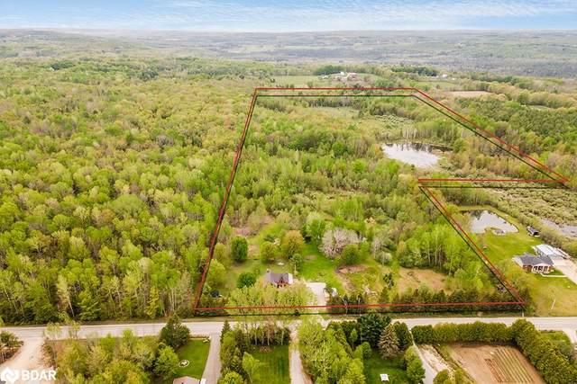 5932 Line 8 N, Oro-Medonte, ON L0K 1N0 (MLS #40127375) :: Forest Hill Real Estate Collingwood