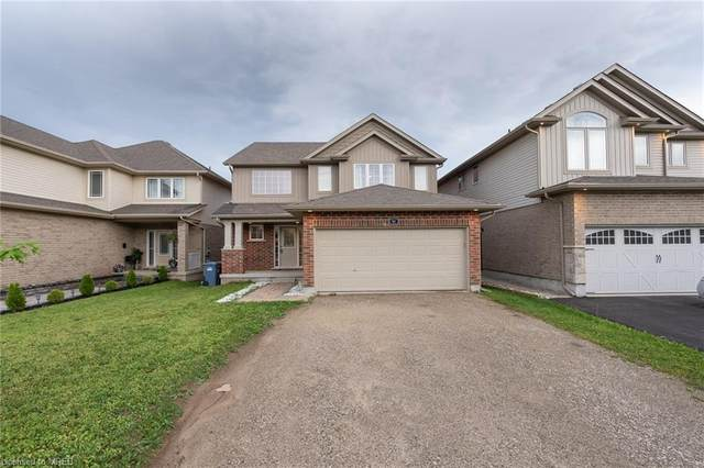 81 Marshall Drive, Guelph, ON N1E 0K8 (MLS #40127650) :: Forest Hill Real Estate Collingwood