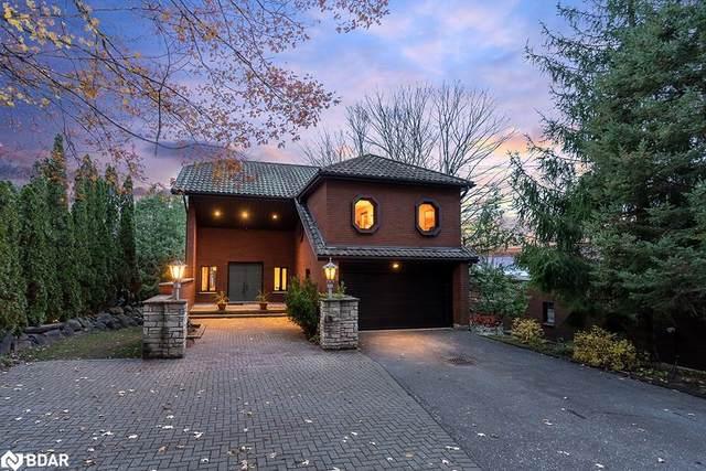 635 Morningview Lane, Midland, ON L4R 5G6 (MLS #40127693) :: Forest Hill Real Estate Collingwood