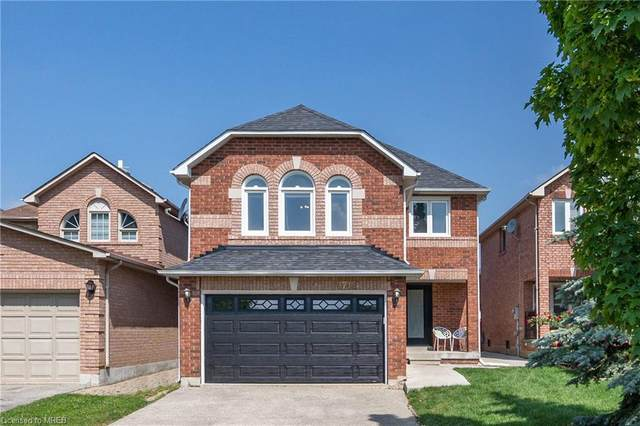 3742 Densbury Drive, Mississauga, ON L5N 6Z2 (MLS #40127721) :: Forest Hill Real Estate Collingwood