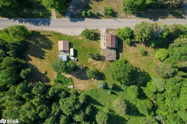 1557 Ravenscliffe Road, Huntsville, ON P1H 2J2 (MLS #40127740) :: Forest Hill Real Estate Collingwood
