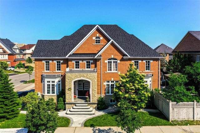 5438 Oscar Peterson Boulevard, Mississauga, ON L5M 0B6 (MLS #40127759) :: Forest Hill Real Estate Collingwood