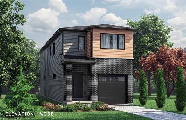 LOT 5 Capri Crescent, London, ON N6G 0S8 (MLS #40127829) :: Forest Hill Real Estate Collingwood