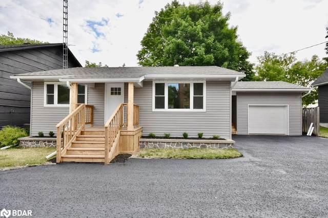537 King Street, Midland, ON L4R 3N6 (MLS #40127880) :: Forest Hill Real Estate Collingwood