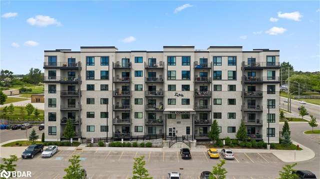 295 Cundles Road E #409, Barrie, ON L4M 0K8 (MLS #40127927) :: Forest Hill Real Estate Inc Brokerage Barrie Innisfil Orillia