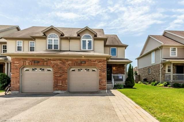 135 Dubrick Crescent, Kitchener, ON N2E 4G3 (MLS #40127931) :: Forest Hill Real Estate Collingwood