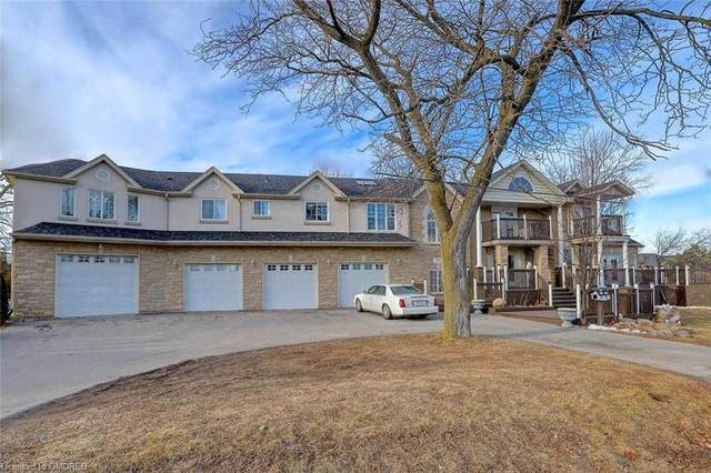 120 Hunter Street, Whitby, ON L1N 2H1 (MLS #40127989) :: Forest Hill Real Estate Collingwood