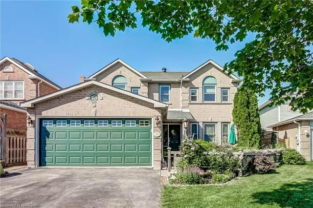 50 Sterling Street, St. Catharines, ON L2S 3T2 (MLS #40128044) :: Forest Hill Real Estate Collingwood