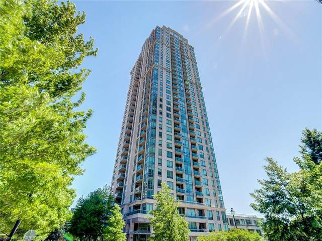 3504 Hurontario Street #1005, Mississauga, ON L5B 0B9 (MLS #40128064) :: Forest Hill Real Estate Collingwood