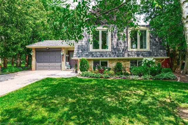 178 Brewer Court, Burlington, ON L7L 4G4 (MLS #40128118) :: Forest Hill Real Estate Collingwood