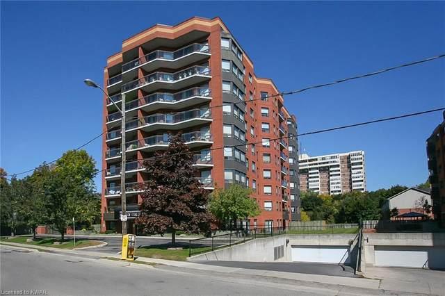 10 Ellen Street E #905, Kitchener, ON N2H 6R8 (MLS #40128200) :: Forest Hill Real Estate Collingwood