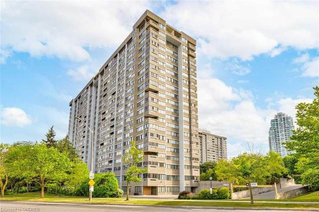 1580 Miss Valley Boulevard #103, Mississauga, ON L5A 3T8 (MLS #40128309) :: Forest Hill Real Estate Collingwood