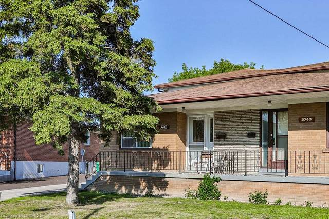 3742 Darla Drive, Mississauga, ON L4T 2C9 (MLS #40128346) :: Forest Hill Real Estate Collingwood