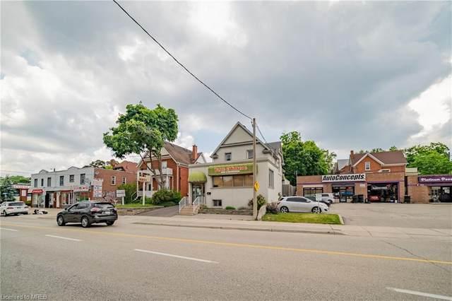 612 King Street, Kitchener, ON N2G 2M1 (MLS #40128351) :: Forest Hill Real Estate Collingwood