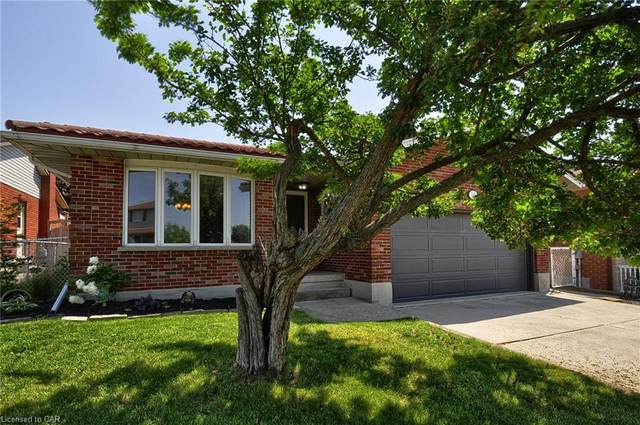 16 Copperfield Drive, Cambridge, ON N1R 7V4 (MLS #40128433) :: Forest Hill Real Estate Collingwood