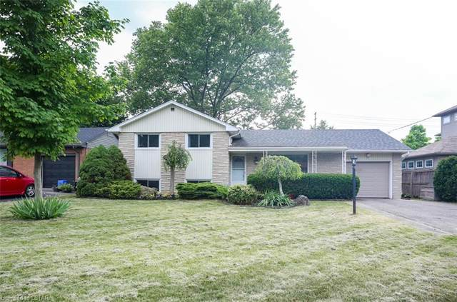 610 Middlewoods Drive, London, ON N6G 1W8 (MLS #40128446) :: Forest Hill Real Estate Collingwood