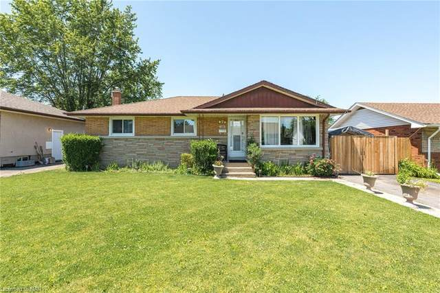 100 Jacobson Avenue, St. Catharines, ON L2T 3A3 (MLS #40128475) :: Envelope Real Estate Brokerage Inc.