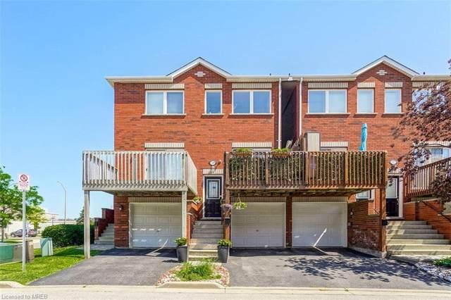1751 Lampman Avenue #59, Burlington, ON L7L 6W3 (MLS #40128511) :: Forest Hill Real Estate Collingwood