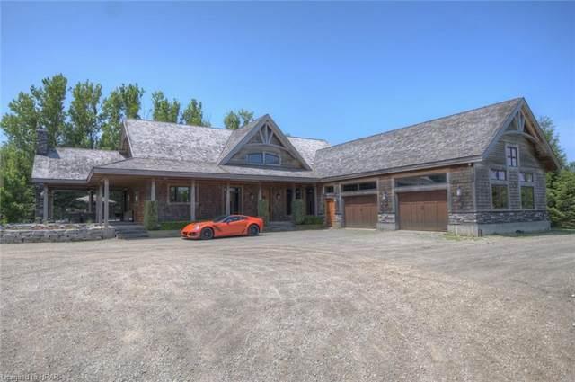 33983 Ridgeway Road, Bluewater, ON N0M 1N0 (MLS #40128602) :: Envelope Real Estate Brokerage Inc.