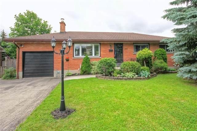 309 Burlington Crescent, London, ON N5Z 3G6 (MLS #40128967) :: Envelope Real Estate Brokerage Inc.