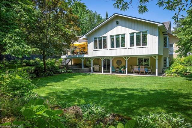 611 River Road E, Wasaga Beach, ON L9Z 2M3 (MLS #40129021) :: Forest Hill Real Estate Collingwood
