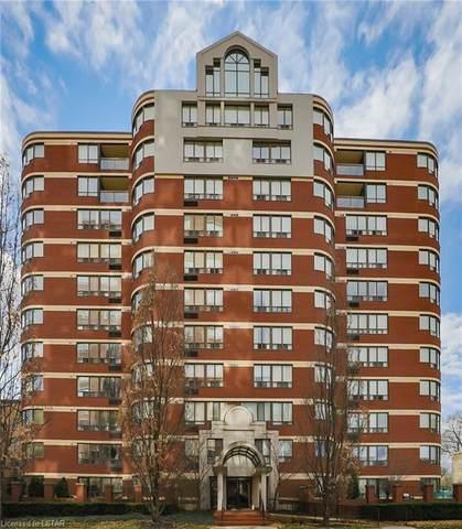 7 Picton Street #206, London, ON N6B 3N7 (MLS #40129025) :: Envelope Real Estate Brokerage Inc.