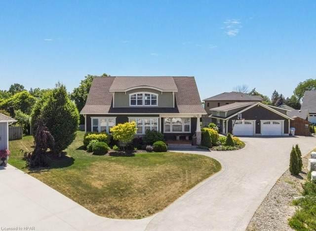 24 Thimbleweed Drive, Bayfield, ON N0M 1G0 (MLS #40129100) :: Envelope Real Estate Brokerage Inc.