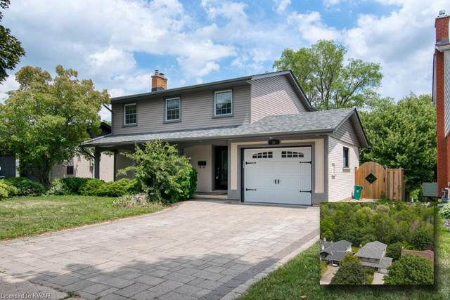 30 Niagara Road, Kitchener, ON N2B 1T2 (MLS #40129255) :: Envelope Real Estate Brokerage Inc.