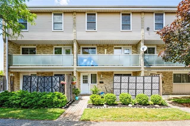 35 Breckenridge Drive #44, Kitchener, ON N2B 3H5 (MLS #40129292) :: Envelope Real Estate Brokerage Inc.