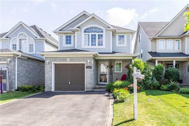 153 Patton Drive, Cambridge, ON N3C 4L5 (MLS #40129294) :: Envelope Real Estate Brokerage Inc.
