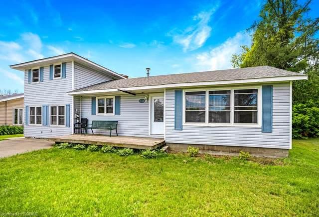 283 Sunnidale Street, Stayner, ON L0M 1S0 (MLS #40129444) :: Forest Hill Real Estate Collingwood