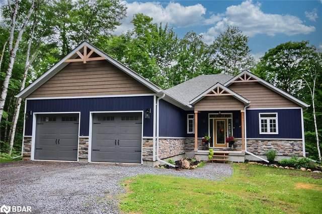 83 Claren Crescent, Huntsville, ON P1H 0C4 (MLS #40129481) :: Forest Hill Real Estate Collingwood