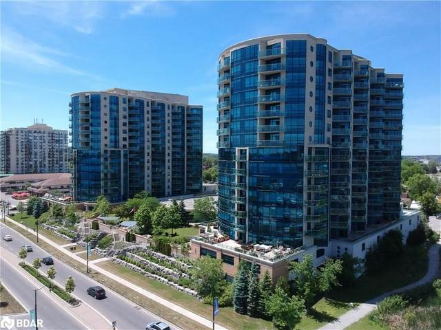 37 Ellen Street #608, Barrie, ON L4N 6G2 (MLS #40129566) :: Forest Hill Real Estate Inc Brokerage Barrie Innisfil Orillia