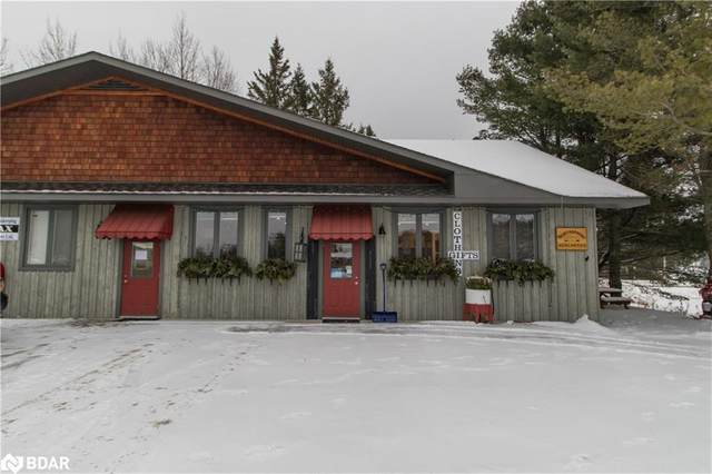 60 Ontario Street, Burk's Falls, ON P0A 1C0 (MLS #40129598) :: Forest Hill Real Estate Collingwood