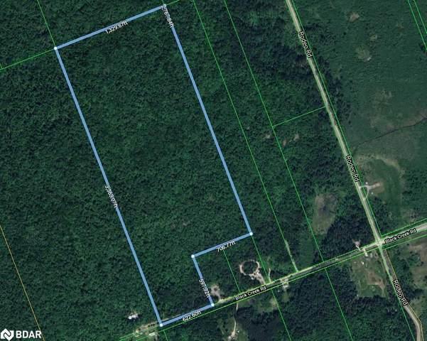 LT 3 Black Creek Road, Strong, ON P0A 1Z0 (MLS #40129672) :: Envelope Real Estate Brokerage Inc.