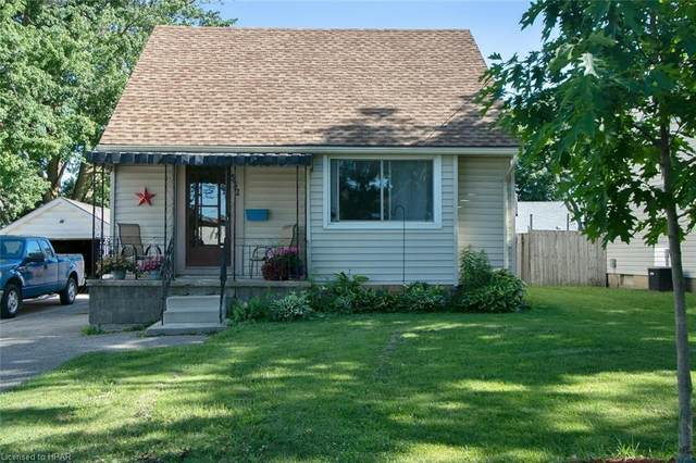 532 Brunswick Street, Stratford, ON N5A 3N6 (MLS #40129814) :: Envelope Real Estate Brokerage Inc.