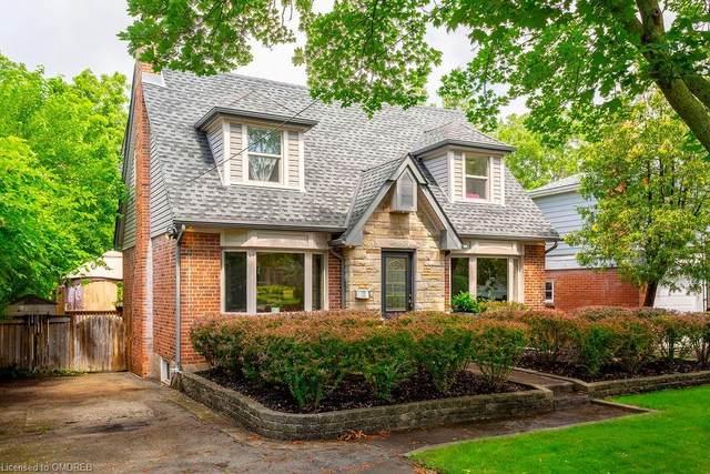 365 Patricia Drive, Burlington, ON L7T 1J9 (MLS #40129825) :: Forest Hill Real Estate Collingwood