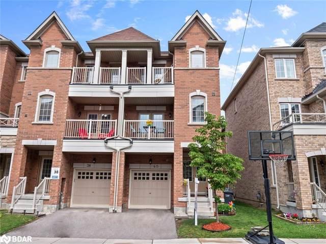 40 Tollgate Street, Brampton, ON L6Z 0J1 (MLS #40130114) :: Forest Hill Real Estate Inc Brokerage Barrie Innisfil Orillia