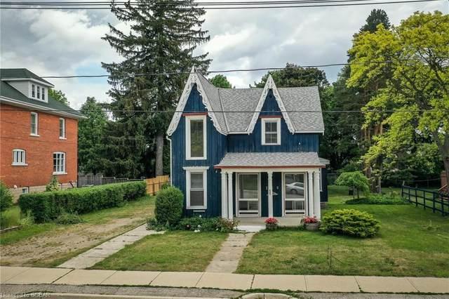 144 Trowbridge Street W, Meaford, ON N4L 1G3 (MLS #40130195) :: Forest Hill Real Estate Collingwood