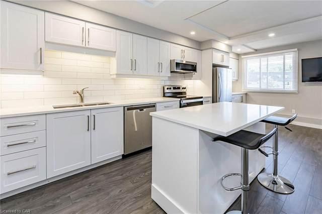 10 Cooper Street #203, Cambridge, ON N3C 2N2 (MLS #40130300) :: Envelope Real Estate Brokerage Inc.