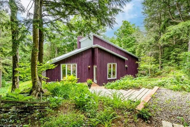 1121 Sherwood Forest Road, Bracebridge, ON P1L 1X3 (MLS #40130761) :: Forest Hill Real Estate Collingwood