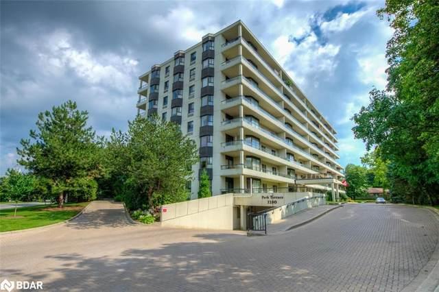 1180 Commissioners Road W #403, London, ON N6K 4J2 (MLS #40130766) :: Envelope Real Estate Brokerage Inc.