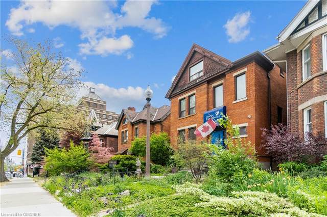 191 James Street S, Hamilton, ON L8P 3A8 (MLS #40130811) :: Forest Hill Real Estate Collingwood