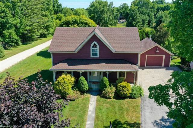 44 Napier Street E, Thornbury, ON N0H 2P0 (MLS #40130827) :: Forest Hill Real Estate Collingwood