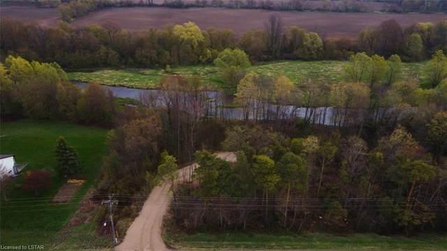 3143 Fordwich Line, Fordwich, ON N0G 1V0 (MLS #40130897) :: Forest Hill Real Estate Collingwood