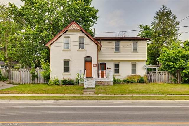 270 Bell Street, Ingersoll, ON N5C 2P3 (MLS #40131031) :: Forest Hill Real Estate Collingwood